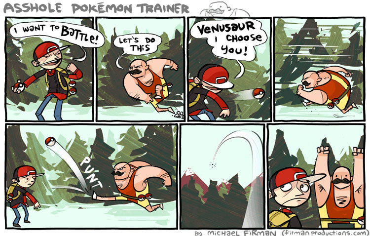 pokemon fuck trainer