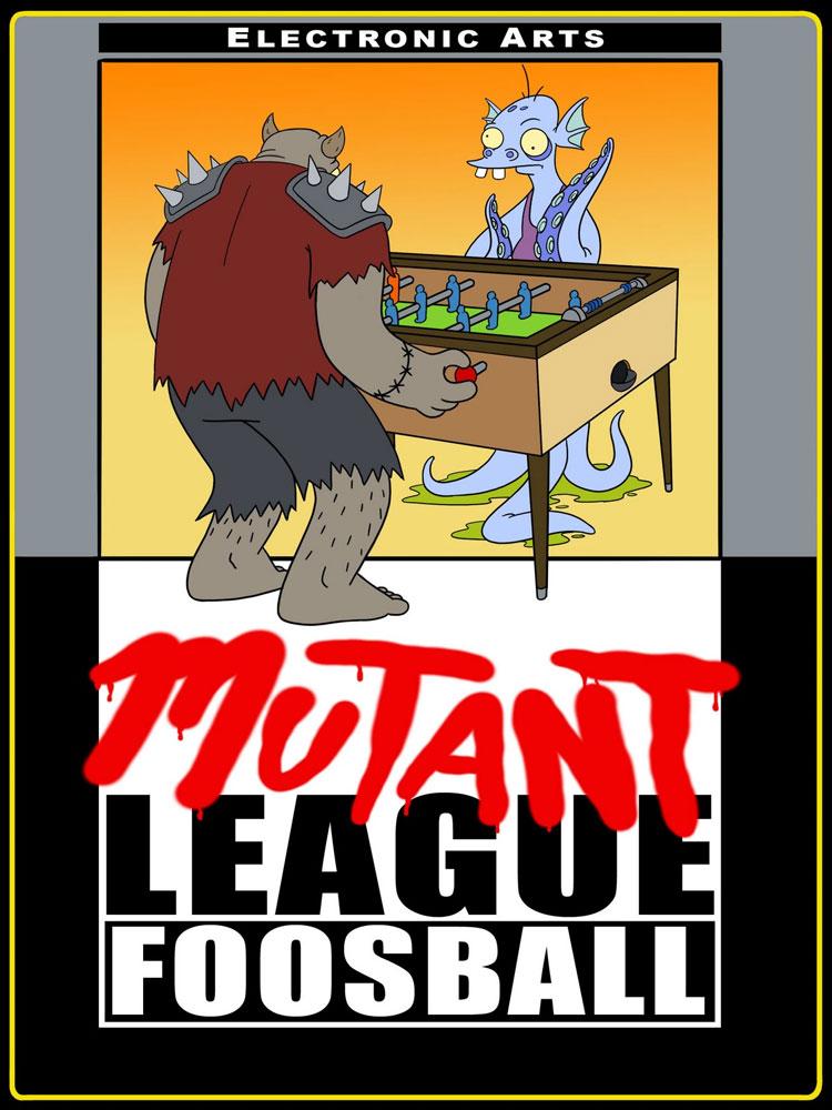 Mutant League Foosball