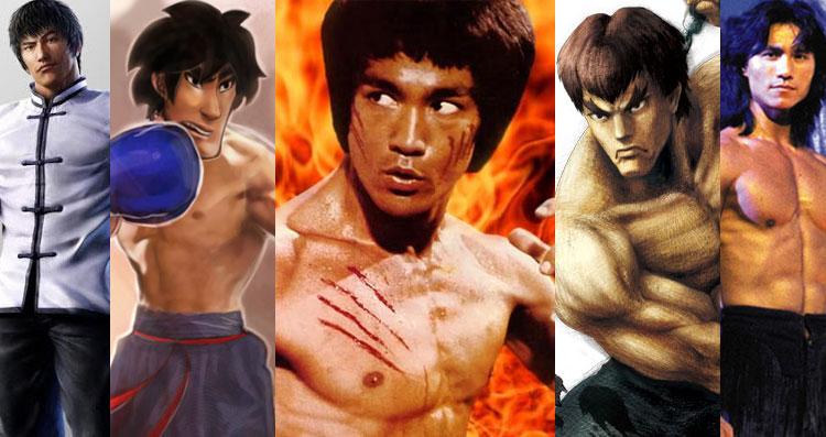 Top 5 Bruce Lees in Video Games