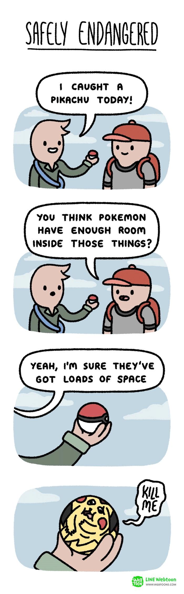 Gotta Contain 'em All