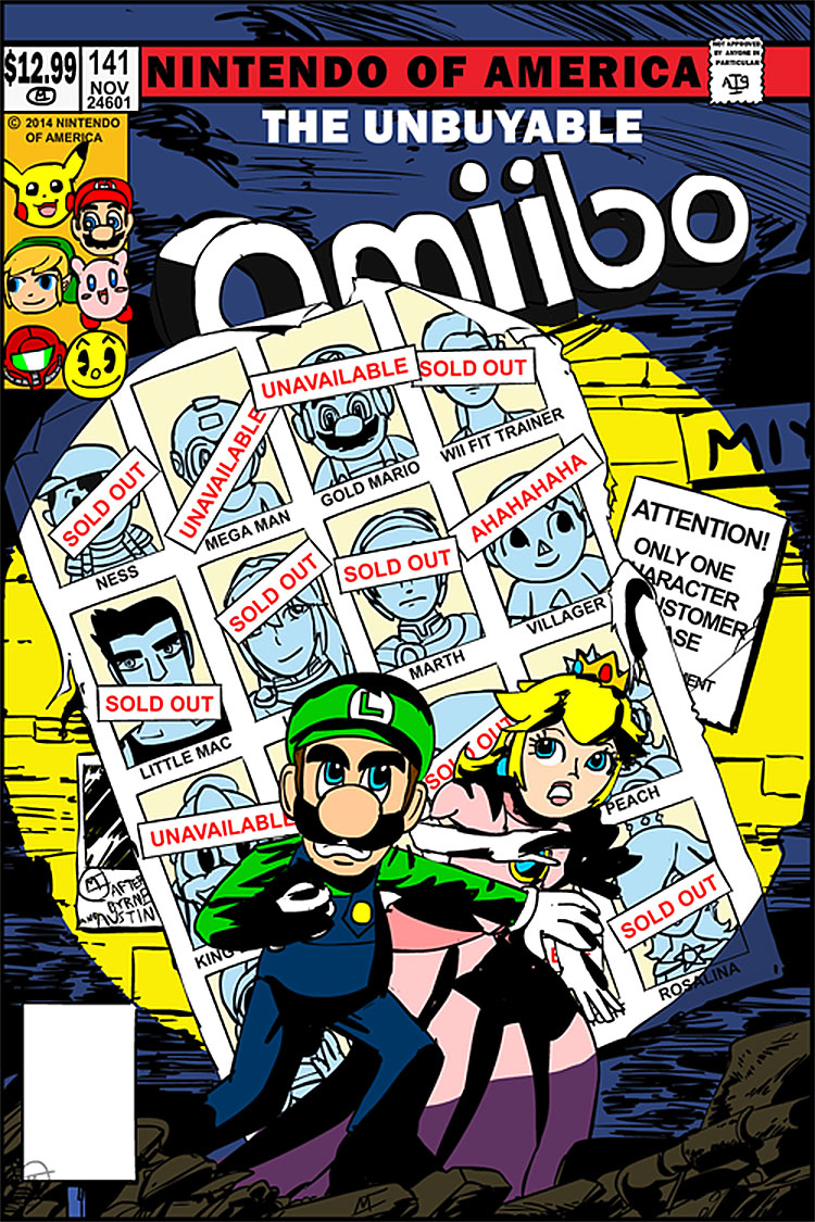 The Unbuyable Amiibo