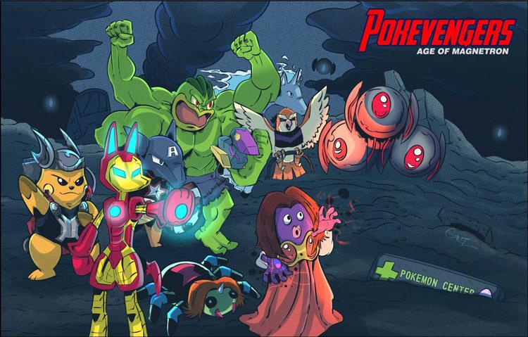 Pokévengers: Age of Magnetron