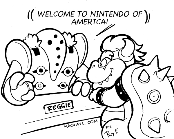 Welcome Aboard, King Bowser