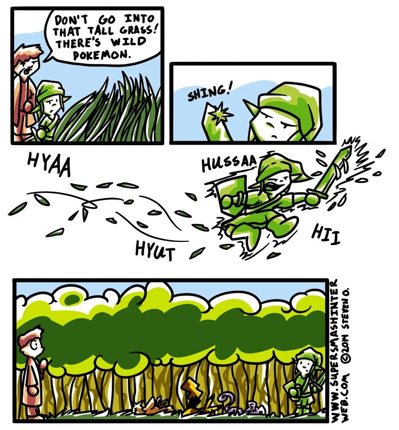 Tall Grass Schmall Grass