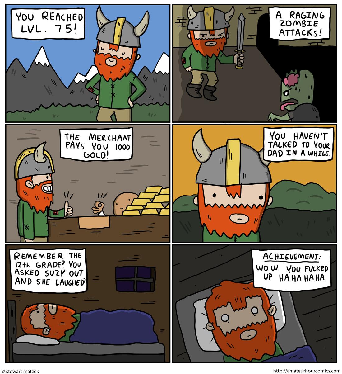 Achievements of Life