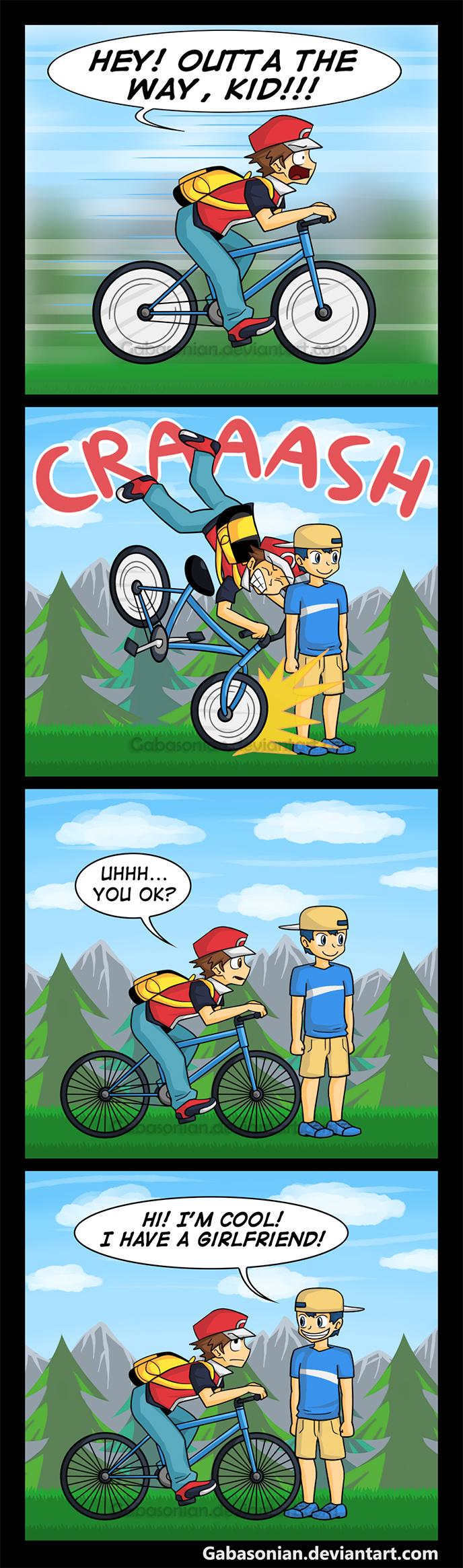 Pokémon: Bicycle Physics