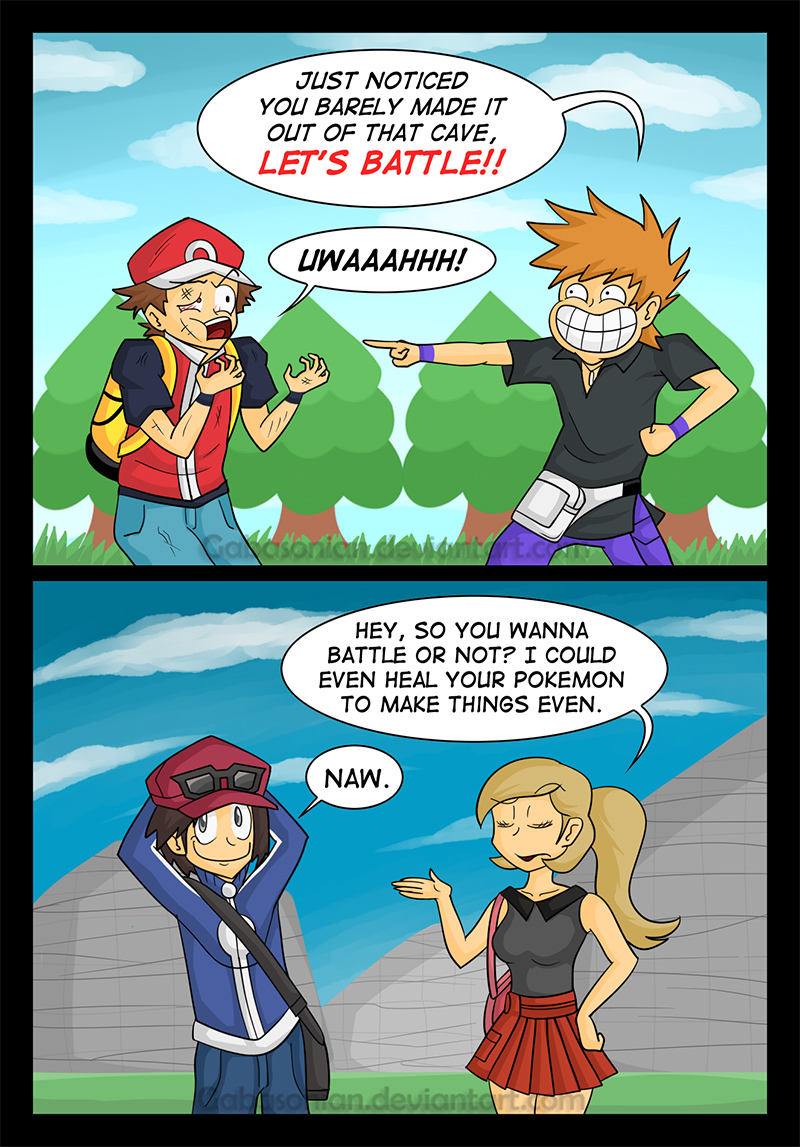 Modern Rivals