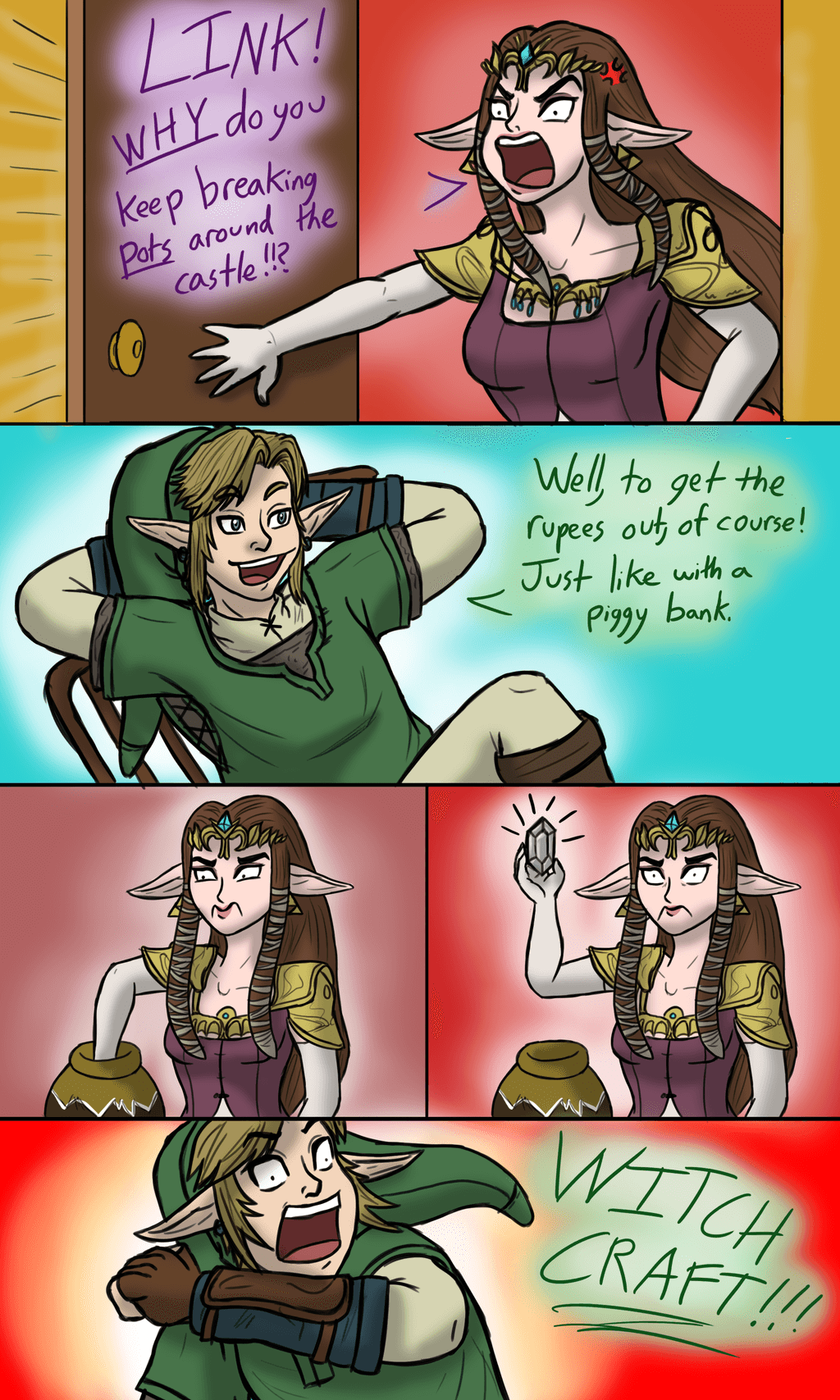The Legend of Zelda: A Link to the Truth