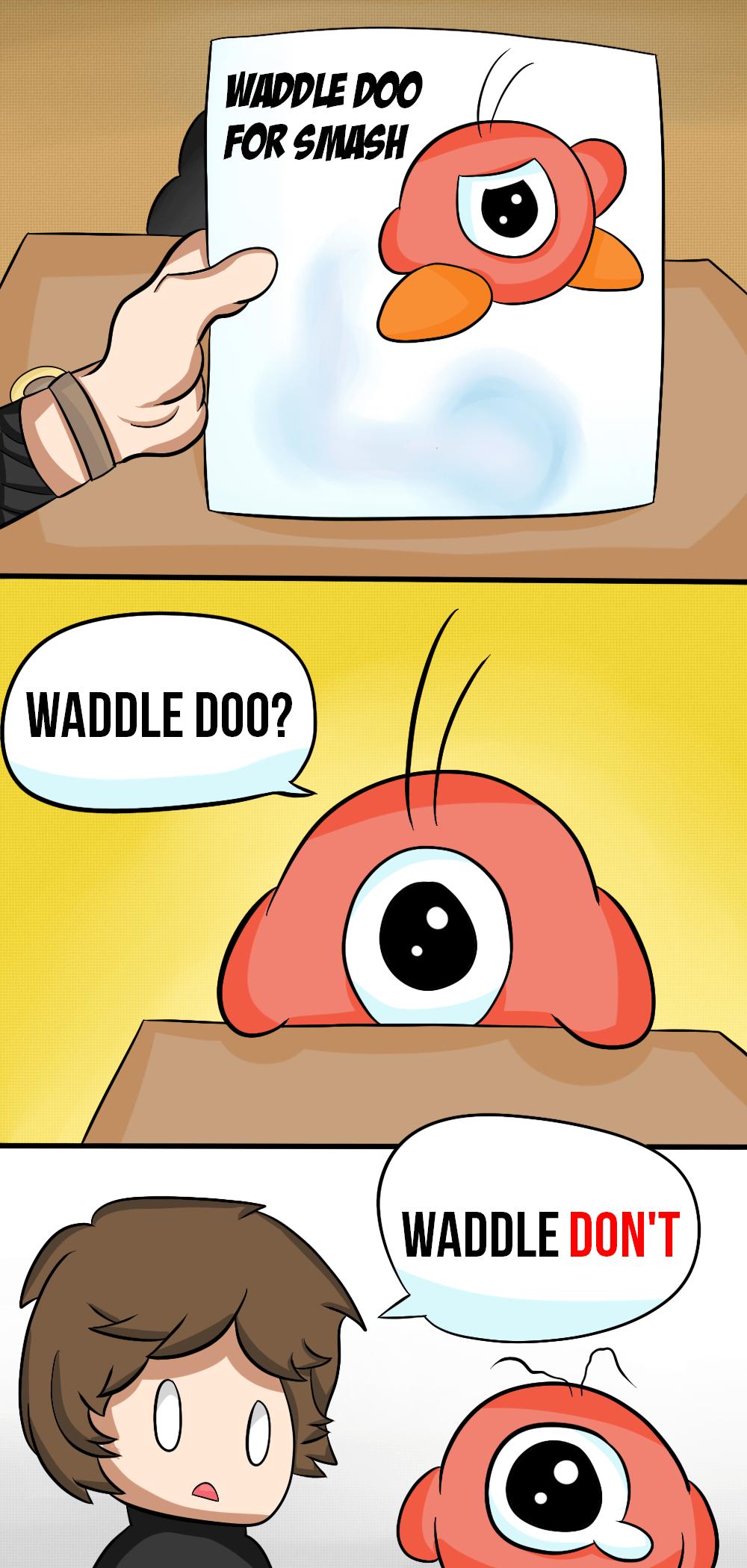 Waddle Doo Smash