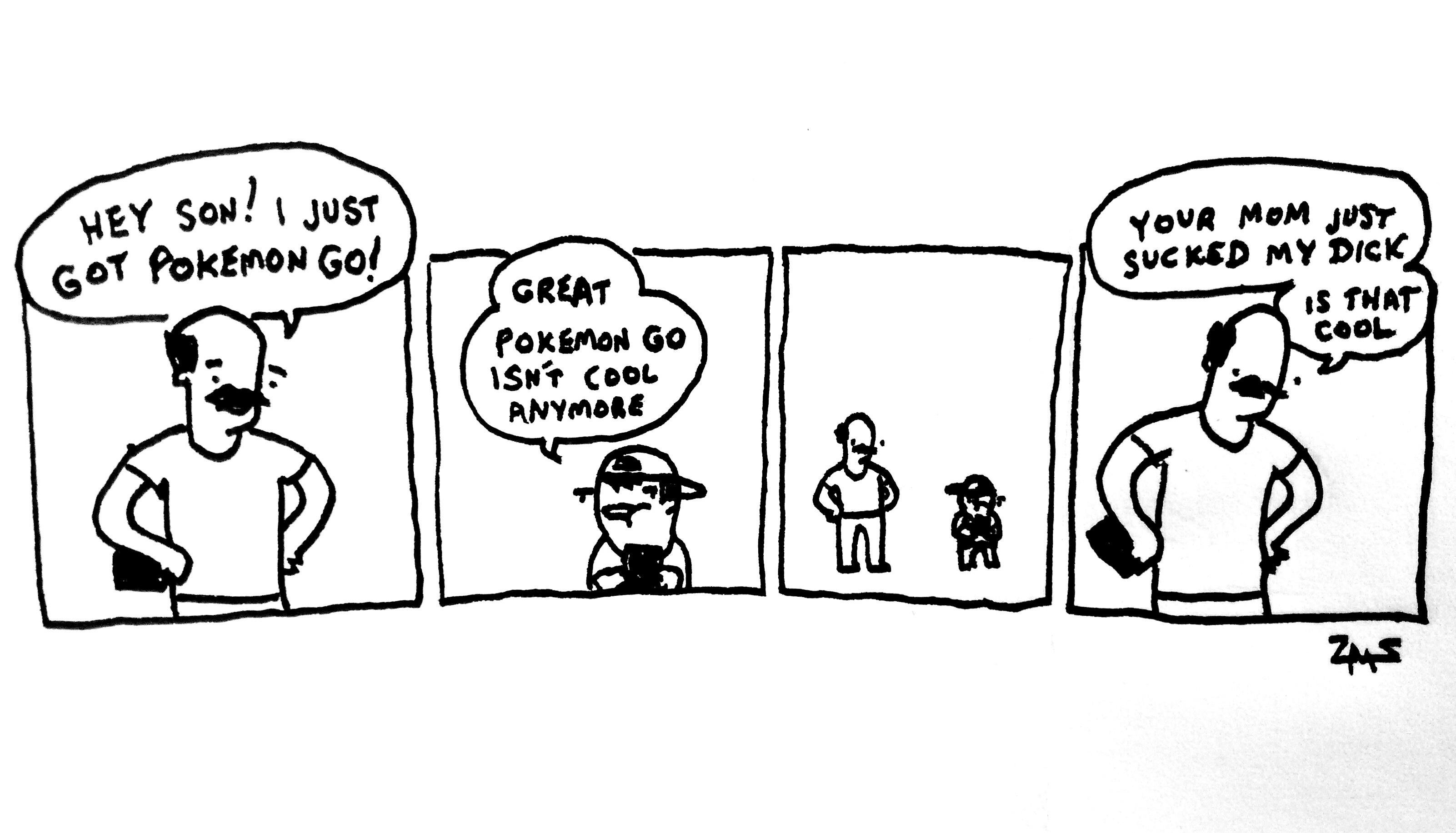 Pokémon GO Parenting