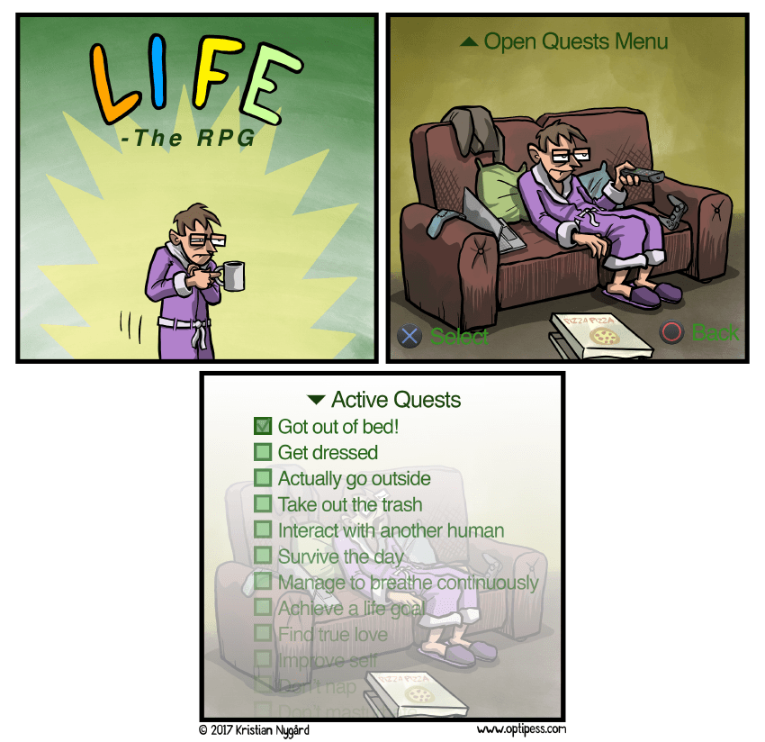Life: The RPG
