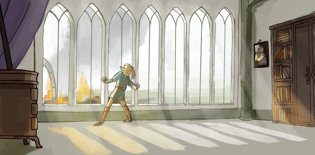 The Incredible Adventures of Link