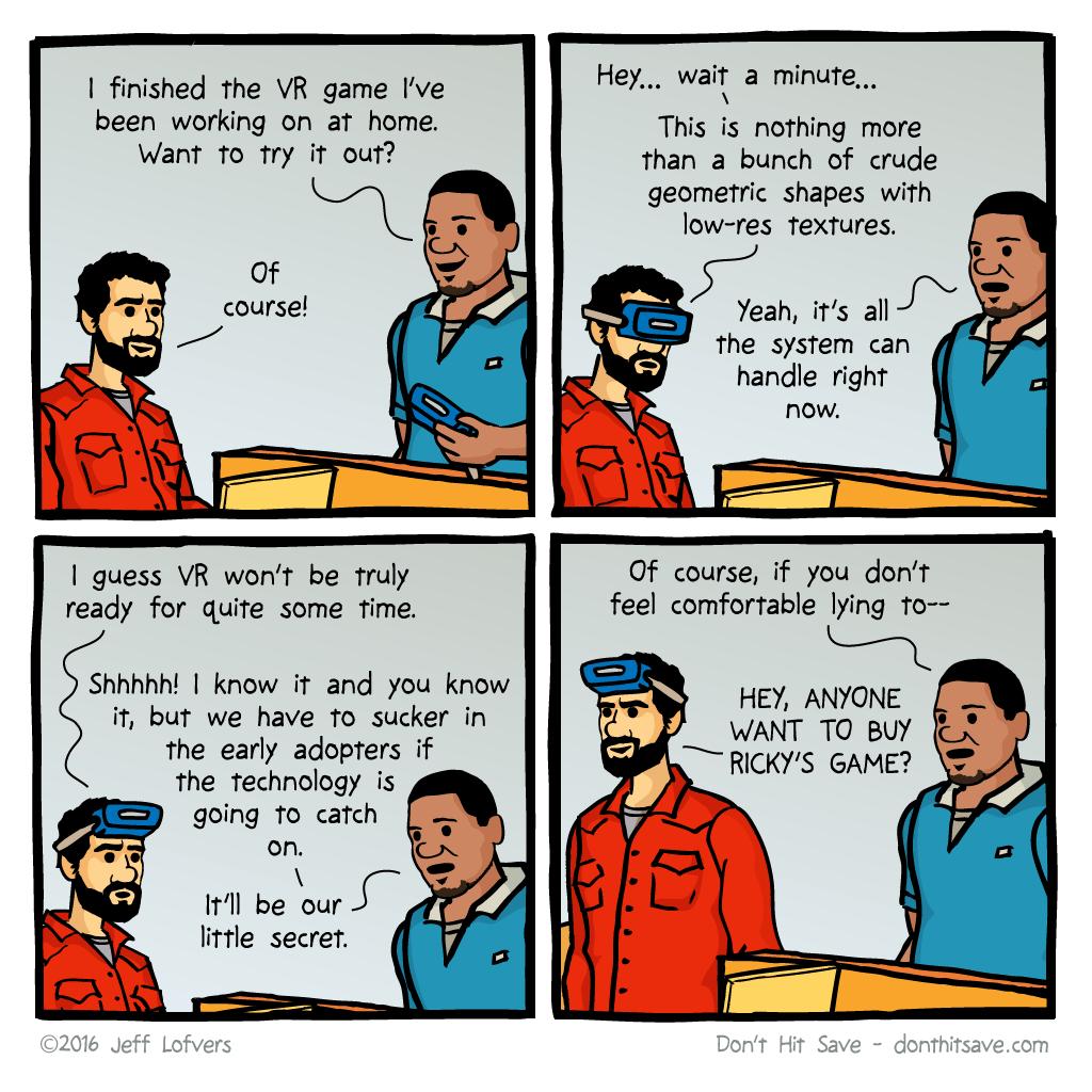 The Developer's Dilemma