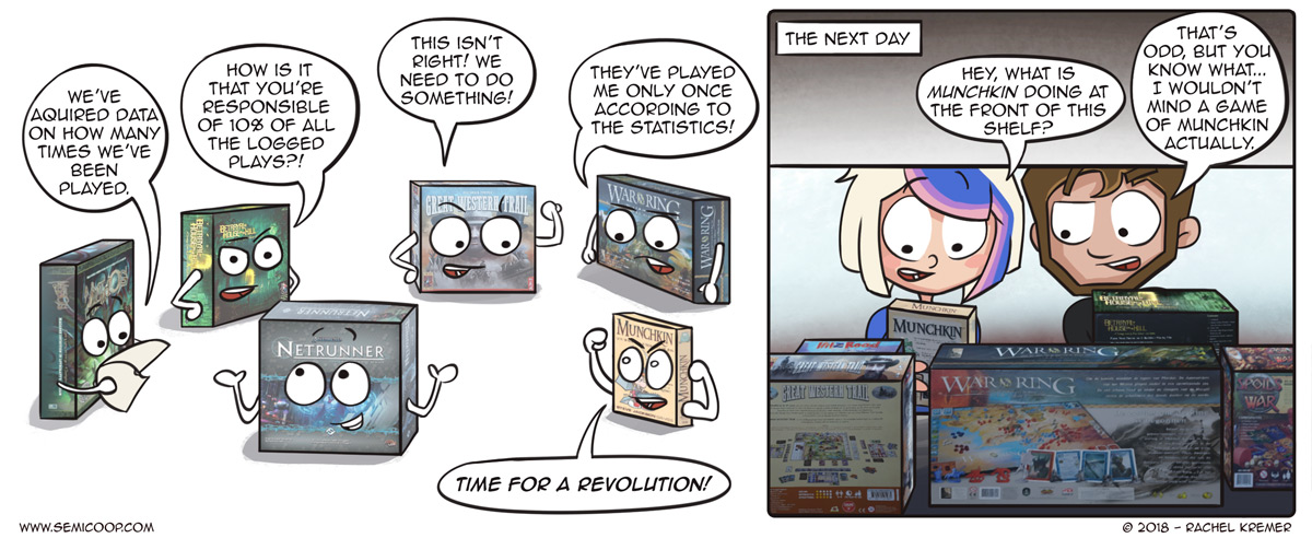 Board Game Revolution!